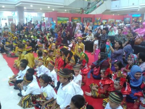Dewan Kesenian Bandar Lampung Helat Pameran Lukisan dan Seni Pertunjukan