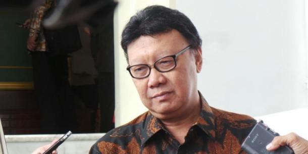 Banyak Pejabat Daerah Ditangkap KPK selama 2016, Mendagri Mengaku Prihatin