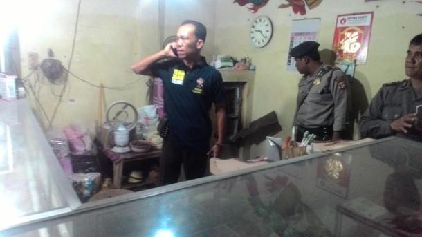 Bongkar Toko Emas Jaya Murni Metro, Kawanan Pencuri Tak Bisa Buka Berangkas