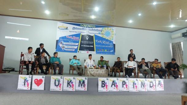 20 Tahun Berkarya, UKM Bapinda IAIN Raden Intan Lampung Gelar Latansa