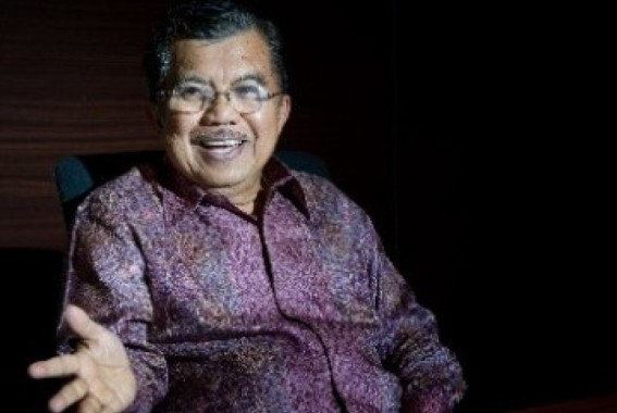 JK Ingin Industri Indonesia Tak Andalkan Robot