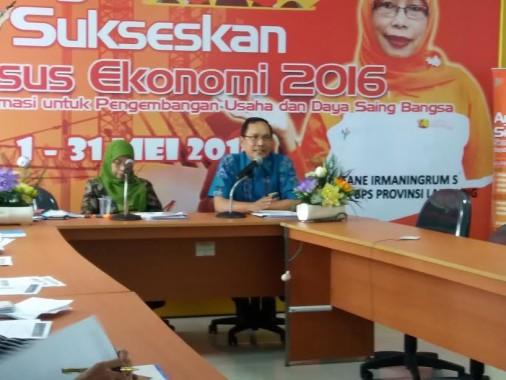 Tingkat Hunian Kamar Hotel di Bandar Lampung Naik