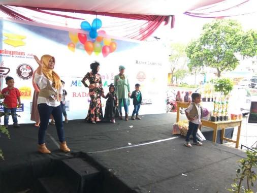 Zoya Gelar Lomba Mewarnai dan Fashion Show, Ini Kata Peserta