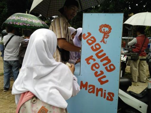 Ijal Jual Jasuke Demi Rampungkan Kuliah di IAIN Raden Intan Lampung