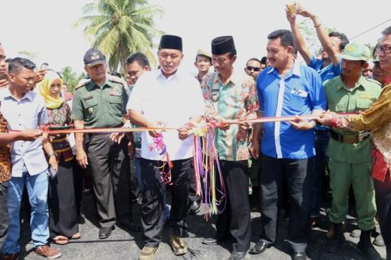 Bupati Lampung Tengah Mustafa Targetkan 13 Jembatan Dibangun Pada 2017