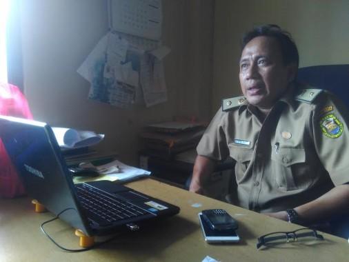 Dalam Tiga Hari 25 Pohon Tumbang Akibat Cuaca Ekstrim di Bandar Lampung