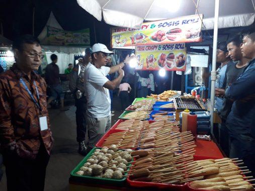 Penyelenggara Tertibkan Pedagang Liar di Area Lampung Fair 2017