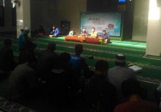 ACT Lampung Gelar Talk Show Menembus Batas Suriah di Masjid IBI Darmajaya
