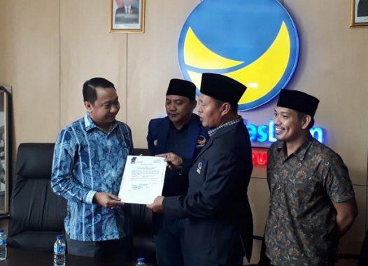 Pilkada Lampung Utara, DPP Nasdem Beri Rekomendasi kepada Agung Ilmu Mangkunegara