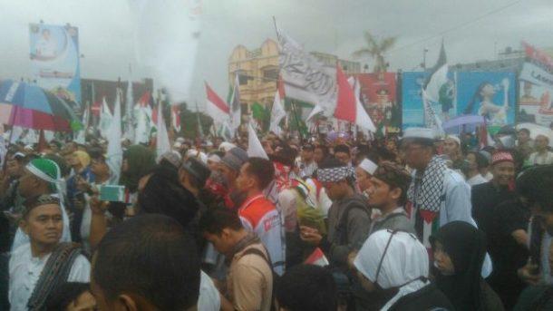 Polri Persilahkan Aksi Dukung Palestina di Kedubes AS