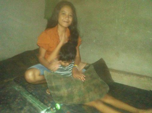 Mbah Marsi di Lampung Selatan Rawat 2 Cucu Difabel dengan Pensiunan Rp500 Ribu