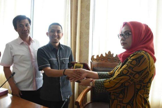 Banggar DPRD Tangerang Kunjungi DPRD Bandar Lampung