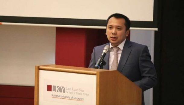 Gubernur Ridho Jadi Pembicara di Konferensi Bisnis Internasional Anti Korupsi