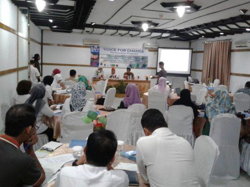 Mitra Bentala Minta Pemprov Lampung Serius Tangani Persoalan Sanitasi