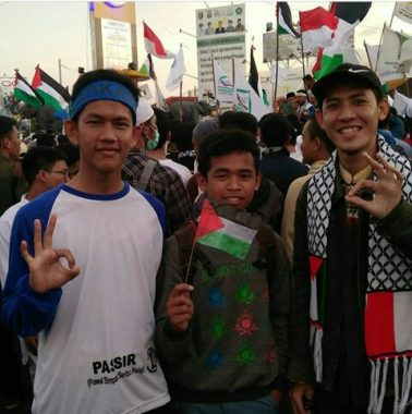 Aksi Bela Palestina, FKAR Bandar Lampung Ajak Semua Elemen Dakwah Sekolah Ikut Serta