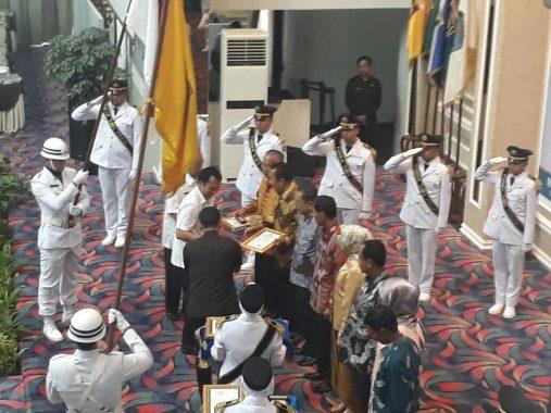 Gubernur Lampung Lepas PNS Purna Bakti Pemprov Lampung
