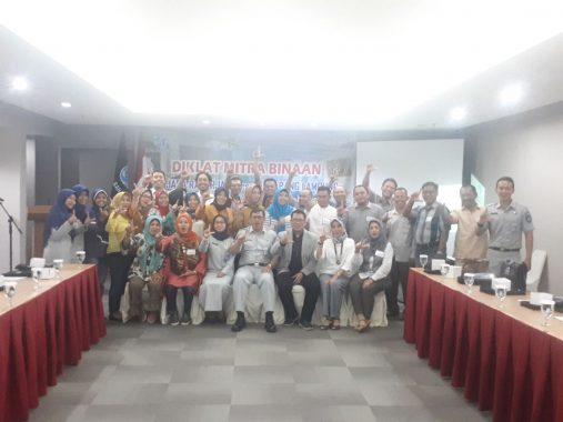 Jasa Raharja Lampung Gelar Diklat Bagi Mitra Binaan