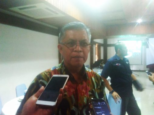 Gelar Sosialisasi dengan Insan Pers, OJK Komitmen Tingkatkan Pertumbuhan Ekonomi Lampung