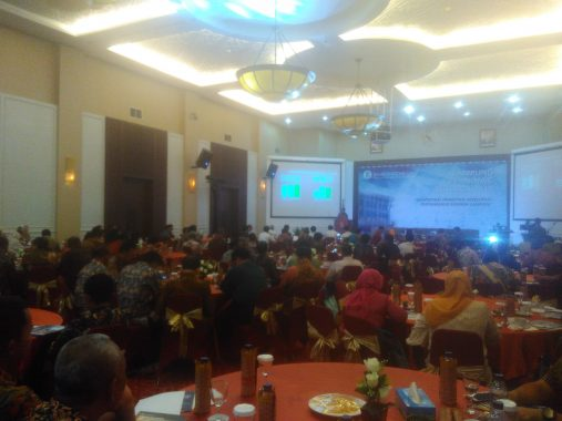 BI Gelar Lampung Economic Outlook 2018