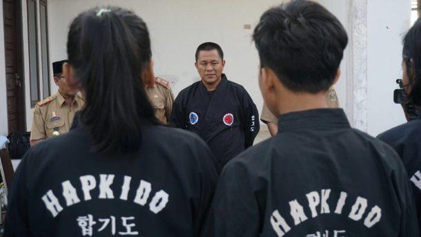 Atlet Bela Diri Hapkido Lampung Tengah akan Ikuti Kejuaraan di Singapura dan Korea Selatan