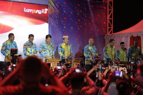 Gubernur Ridho: Lampung Fair 2017 Etalase untuk Tarik Investor
