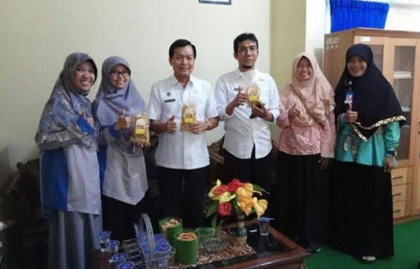 IZI Lampung Silaturahmi dengan Dinas Perindustrian Kota Bandar Lampung