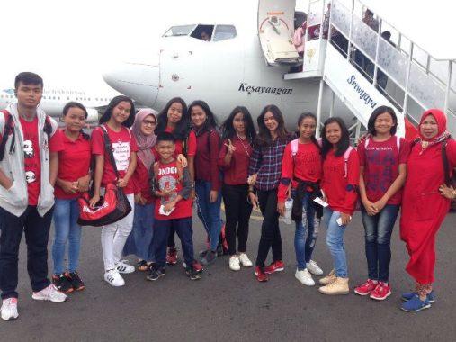 Indonesia Open, Jaka Utama Kirim 8 Perenang Muda
