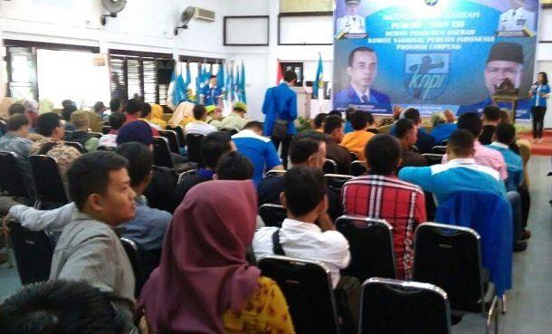 Empat Calon Perebutkan Posisi Ketua DPD KNPI Lampung