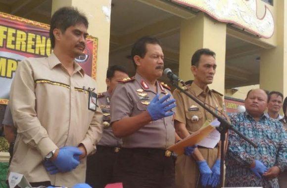 Jelang Tahun Baru, Bulog dan Polda Lampung Awasi Stok Pangan