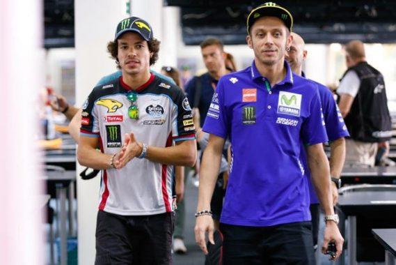Anak Didik Valentino Rossi Hanya Targetkan Rookie Terbaik pada 2018