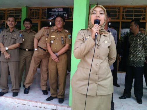 Bupati Lampung Timur Minta Warga Giatkan Siskamling