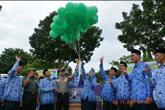 Advertorial: Bupati Lampung Timur Luncurkan Perpustakaan Keliling