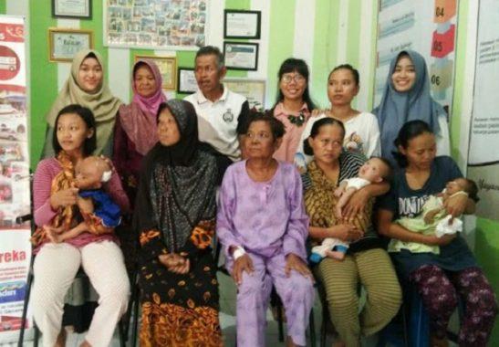 Inilah Para Srikandi Komunitas Peduli Generasi Lampung