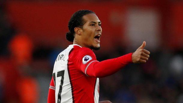 Liverpool Butuh Rp1,4 Triliun Bawa Virgil Van Dijk dari Southampton