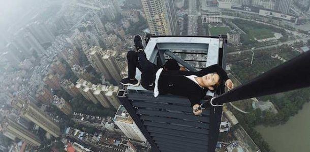 Sebulan Tak Update, Seleb Selfie Ekstrem Ternyata Tewas Terjatuh dari Gedung Tinggi