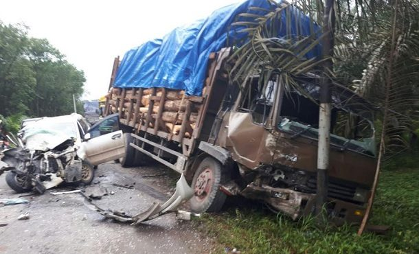Xenia Hantam Truk Tiga Orang Tewas, Jasaraharja Lampung Limpahkan ke Cirebon