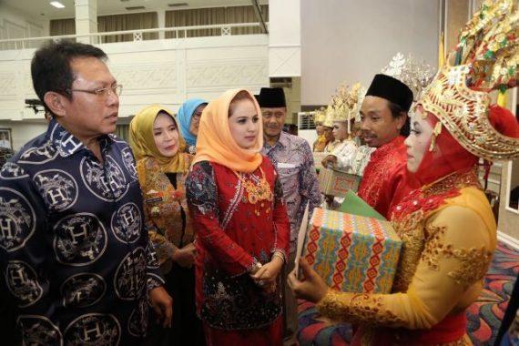 Yustin Ficardo Hadiri Itsbat Nikah di Balai Keratun