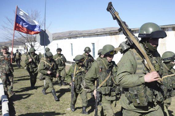 Vladimir Putin Perintahkan Penarikan Pasukan Rusia dari Suriah