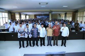 Gubernur Lampung Minta Kepala Daerah Patuhi Analisis Dampak Lalu Lintas
