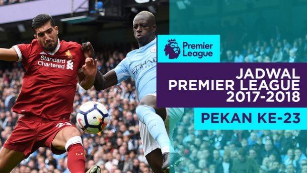 Duel Liverpool Lawan Manchester City Panaskan Liga Inggris Minggu Ini