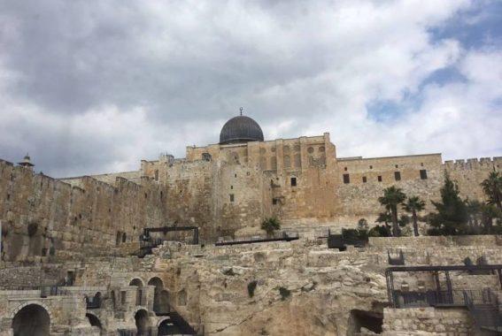Israel Larang Pengurus Masjid Al Aqsa Lakukan Restorasi