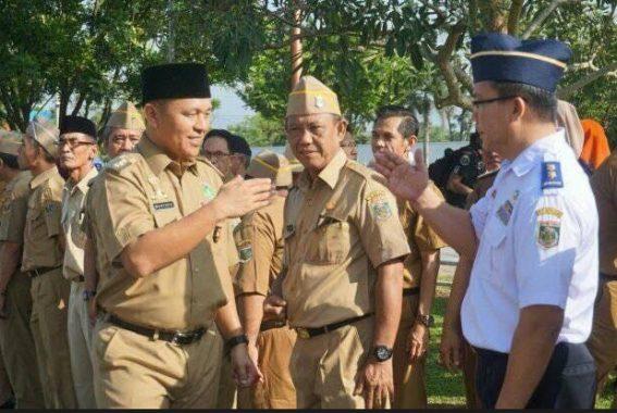Pilgub Lampung, Ridho Ficardo Tunjuk Fajrun Najah jadi Ketua Tim Pemenangan Ridho Berbakti