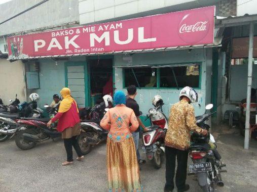 Bakso Pak Mul di Bandar Lampung, Disukai Pelanggan Karena Jaga Kualitas