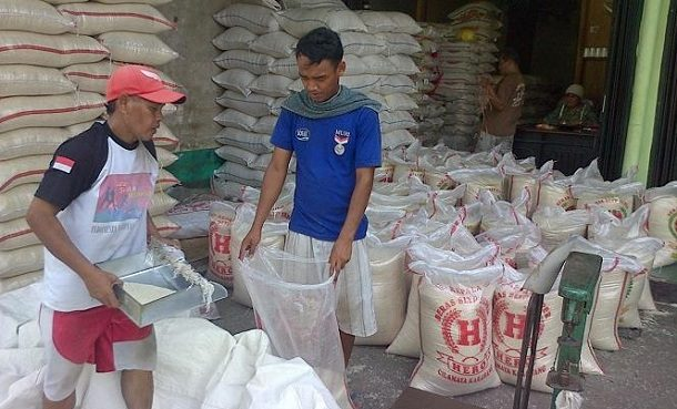 Ini Penyebab Kenaikan Harga Beras di Lampung