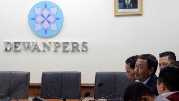 Dewan Pers Prihatin dengan Maraknya Praktik Jurnalisme Anarkis di Indonesia