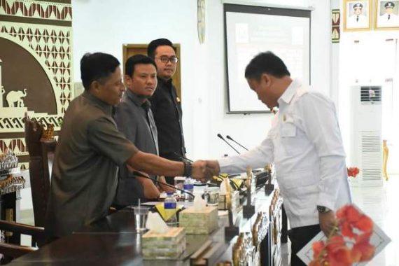 Fraksi Gerindra Bandar Lampung Dukung 3 Raperda Inisiatif