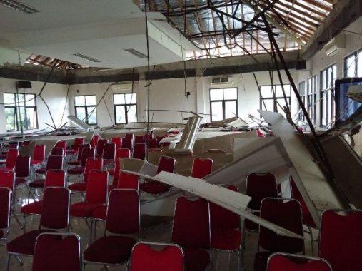 Gempa di Banten, Alumnus SMAN 2 Bandar Lampung Ini Rasakan Getaran 10-15 Detik