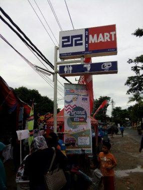 Ahad 21 Januari 2018 Gerai 212 Lampung Diluncurkan