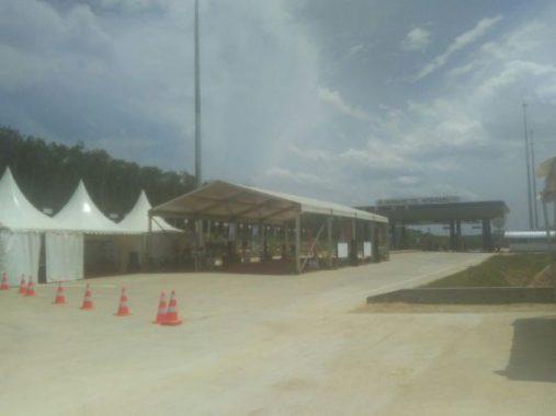 Presiden Jokowi Batal Resmikan Gerbang Tol Kota Baru Jatiagung