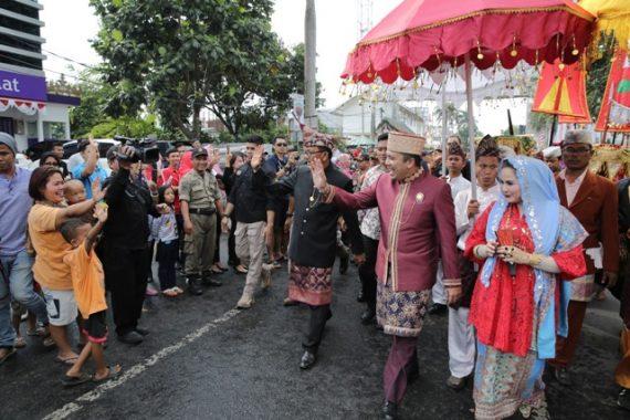 Dinas Pariwisata Lampung Targetkan Wisatawan Tahun Ini Lebih dari 8 Juta